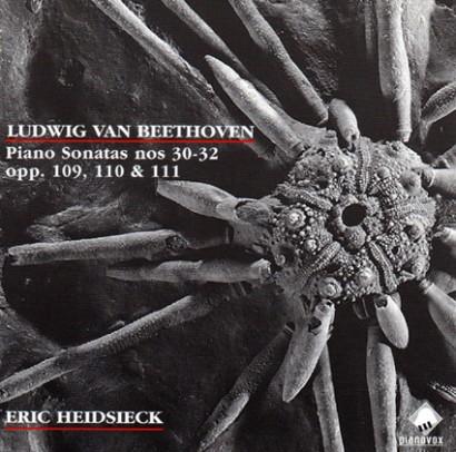 Eric HEIDSIECK / Beethoven op.109,110,111