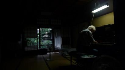 晩年のリヒテルのコンサートみたい…@京都