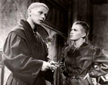 シャルル7世とジャンヌダルク