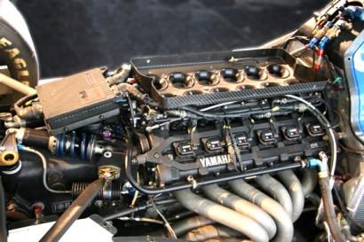 F1のエンジンも